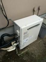 千葉県柏市 ノーリツ給湯器GT-2427ARXからGT-C2452ARX-2の交換工事