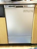 群馬県前橋市 TOSHIBAビルトイン食洗機DW-B45Mからパナソニック食器洗浄器 NP-45MC6T の交換