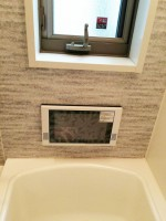 埼玉県熊谷市 MAX BS-251H-CX リンナイ浴室テレビDS-1201HV(A) リフォーム工事