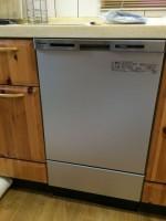 さいたま市緑区 松下電器 NP-P45X1P1AAからパナソニック食器洗浄器 NP-45MC6Tへの交換工事