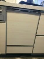港区西麻布 西麻布ガーデン パナソニック食器洗浄器 NP-45MD6S取付工事