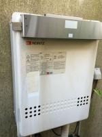 東京都立川市 ノーリツ給湯器GT-2412SAWXからの交換工事
