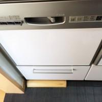 蓮田市 ビルトイン食洗機RKW-456A-SVからの交換工事