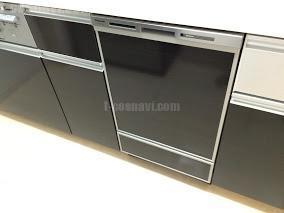 ファーストプラスキッチンにパナソニックビルトイン食洗機 NP-45MD8Sの取り付け-神奈川県大和市南林間<!--60724-->