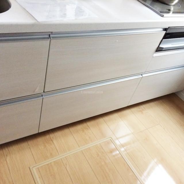 ファーストプラスキッチンにパナソニックビルトイン食洗機 NP-45MD8Sの取り付け-練馬区下石神井<!--61030-->