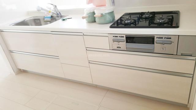 ファーストプラスキッチンにパナソニックビルトイン食洗機 NP-45MD8Sの取り付け-茨城県古河市古河<!--71111-->