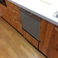 ナショナルビルトイン食洗機 NP-P45X1P1AAからNP-45MS8Sへの交換工事-千葉県印西市若萩<!--161215-->