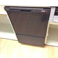 ナショナルビルトイン食洗機 NP-P45F1P1からNP-45RS7Kへの交換工事-大岡グランシーナ上大岡プラティナム<!--170315-->
