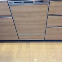 パナソニックビルトイン食洗機 NP-45MD8Sの新規取り付け-パークホームズLaLa湘南平<!--70409-->