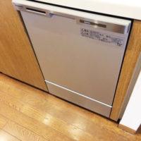ナショナルビルトイン食洗機 EKW-450からNP-45MC6Tへの交換工事-東京都国分寺市戸倉<!--170626-->