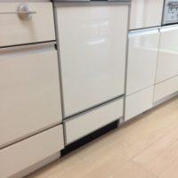 LIXILアミィにパナソニックビルトイン食洗機 NP-45MD8Sの取り付け-埼玉県さいたま市緑区三室<!--70703-->