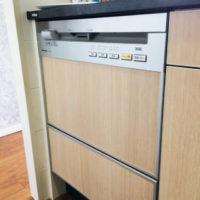ナショナルビルトイン食洗機NP-P60V1PSPSからパナソニックビルトイン食洗機NP-P60V1PSPSへの交換工事-東京都中央区勝どきザトウキョウタワーズ シータワー<!--170611-->