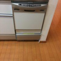 リンナイビルトイン食洗機RKW-456CからNP-45MD8Sへの交換工事-栃木県宇都宮市越戸<!--170730-->