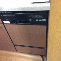 松下電器産業ビルトイン食洗機 NAIS 24EW2からNP-45MD8Sへの交換工事-東京都小金井市梶野町<!--70825-->