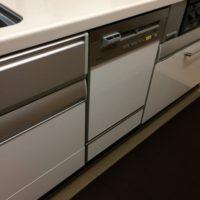 ナショナルビルトイン食洗機 NP-P45VD2SからNP-45MD8Sへの交換工事-品川シーサイドレジデンス<!--70831-->