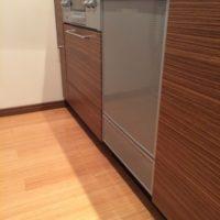 パナソニックビルトイン食洗機NP-45MD8Sへの取り付け工事-ガリレアグランデ<!--71014-->