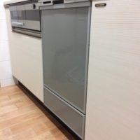 パナソニックビルトイン食洗機NP-45MD8Sへの取り付け工事-ベリスタタワー取手駅前<!--71015-->
