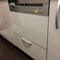 ナショナルビルトイン食洗機NP-P60V1WSPSからパナソニックビルトイン食洗機NP-P60V1WSPSへの交換工事-グリーンサラウンドシティ<!--71019-->