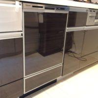 ファーストプラスキッチンにパナソニックビルトイン食洗機 NP-45MD8Sの取り付け-埼玉県川越市野田町<!--71110-->