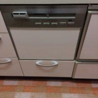 パナソニックビルトイン食洗機 NP-P45V2PSからNP-45MS8Sの交換工事- 東京都足立区谷在家谷在家