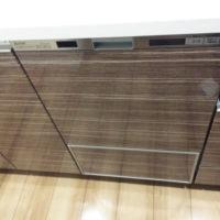 三菱電機食洗機EW-45L1SMの新規取り付け-東京都板橋区高島平ブリシア西台<!--61023-->