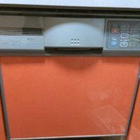 ハーマンビルトイン食洗機 FB4510PからパナソニックNP-45MC6Tへの交換工事-東京都大田区中馬込<!--71021-->