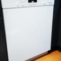 タカラスタンダード食洗機TDW-9200BPからMiele G4920SCiへの交換工事-栃木県下都賀郡壬生町国谷<!--80411-->