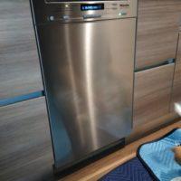 Miele ビルトイン食洗機G4820SCiの新規取り付け-オープンレジデンシア高輪プレイス<!--80624-->