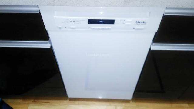 旧ナショナルビルトイン食洗機NP-P45V2PS TMからMiele G4920SCiへの交換工事-東京都町田市南大谷<!--80708-->
