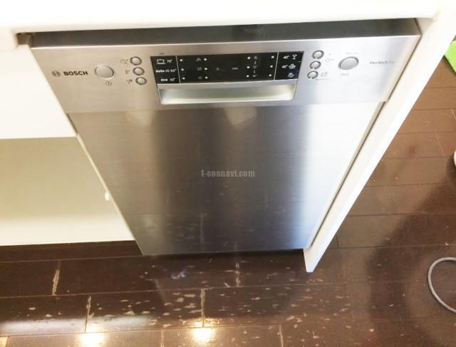 Bosch(ボッシュ) ビルトイン食洗機SPI66MS006の新規取り付け-埼玉県久喜市