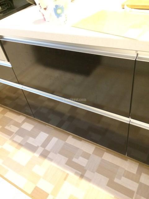 ファーストプラスのキッチンに リンナイRSW-F402C-Bの新規取り付け-埼玉県所沢市西所沢