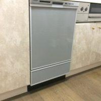 ナショナルビルトイン食洗機 NP-3000BPからNP-45MD8Sへの交換工事-東京都町田市ライオンズマンション町田中町<!--801018-->