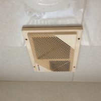 SKARAC浴室換気乾燥機 ABS-3141からMAX BS-161Hへの交換工事-横浜市南区堀の内町