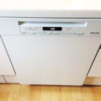 Miele ビルトイン食洗機G 6620 SCuの取り付け-川崎市多摩区菅馬場