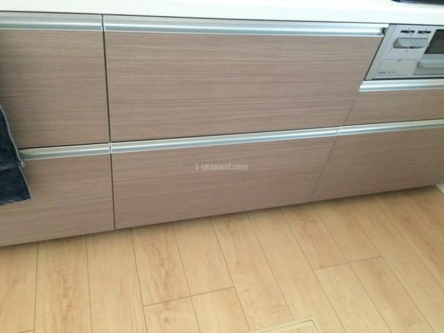 ファーストプラスキッチンにリンナイビルトインリンナイRSW-F402C-SVの取付-神奈川県相模原市南区若松