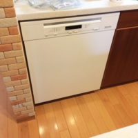 東京都稲城市若葉台 Miele食洗機の入れ替え工事