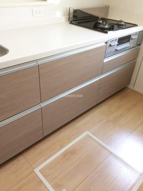 ファーストプラスキッチンにMiele ビルトイン食洗機G 6620 SCiを取付ました-東京都練馬区高野台