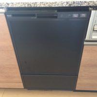 リンナイ食洗機RSW-F402C-Bの新規取付工事-プラウド新浦安