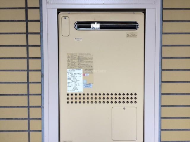 ノーリツ熱源風呂給湯器GTH-2401AWXHからGTH-2444AWX 3H-1 BLへの交換工事-赤坂アパートメント