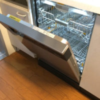 ナショナルビルトイン食洗機NP-9200BPからMiele G6824sci JPの交換工事-埼玉県坂戸市