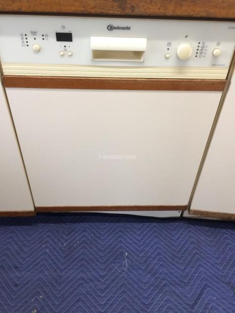 バウクネヒトからMiele ビルトイン食洗機G 6620 SCuの交換工事-調布市飛田給