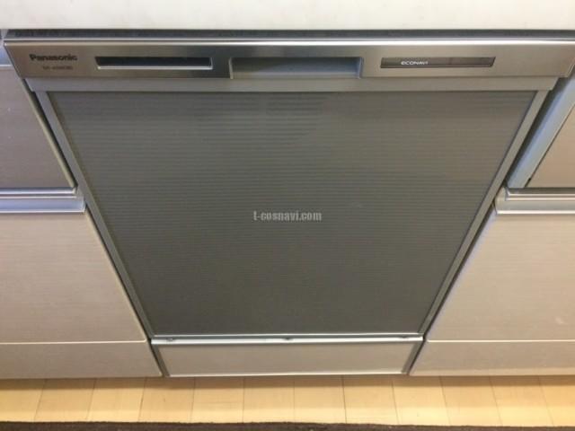 旧ナショナルビルトイン食洗機 S46EW2からNP-45MD8Sへの交換工事-神奈川県横浜市港北区篠原町