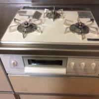 リンナイビルトインコンロ・ビルトイン食洗機の交換工事-神奈川県大和市林間