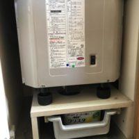 旧サンウェーブトップオープン食洗機MISW-4511からパナソニックNP-45MS8Sへの交換工事-東京都足立区東和