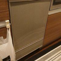 TOKYO GASビルトイン食洗機 MA-D451C-DFからNP-45MD8Sへの交換工事-プラウド赤羽