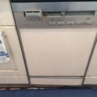 パナソニックビルトイン食洗機 NP-P45VDPSからNP-45MD8Sの交換工事- 東京都北区志茂