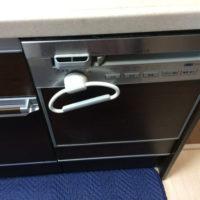パナソニックビルトイン食洗機 NP-P45V2PSからNP-45MS8Sの交換工事- 東京都町田市広袴